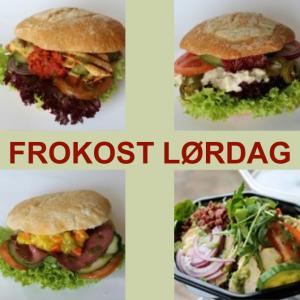 FROKOST LØRDAG 23.03